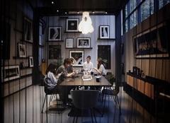 九江小面积办公室装修指南 办公室装修效果图