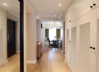玉环140㎡三室两厅现代美式风装修案例分享,简单大气舒适是最美!
