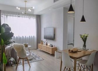 98平方北欧风三房两厅(多图) 怀化业主自述98平方的家