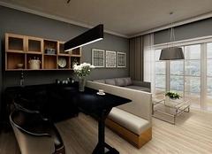 应如何设计小户型客厅的隔断 时尚隔断学起来