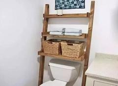 如何将面积小的卫浴空间利用到极致 卫浴间收纳小妙招