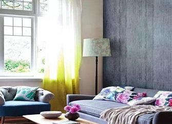 窗帘用什么材质比较好 窗帘色彩搭配技巧