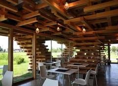 九江400平米的餐馆装修技巧 餐馆装修方案