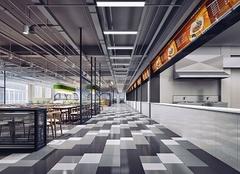 张家港工厂食堂装修设计注意事项 企业、饮食文化要体现