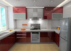 厨房装修设计造型有哪些?