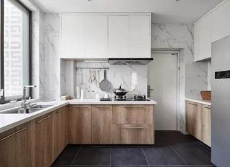 廚房面積太小想變大?巧妙裝修照樣擁有大空間