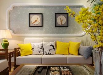 内江90平米装修案例 靓丽又温馨的三居室只需7万