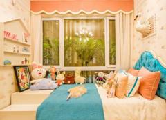 儿童房色调选择 儿童房装修注意事项