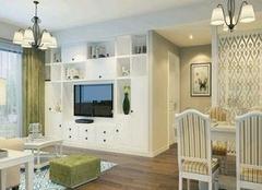 电视柜和电视墙哪个好?电视柜选购技巧及注意事项