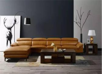 不同面积客厅沙发尺寸如何选择? 客厅沙发材质、搭配和选购干货知识