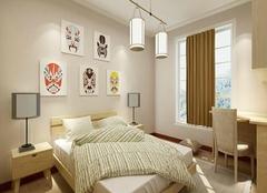原木色卧室装修风格 找回那久违的温馨感