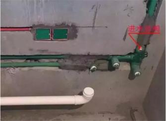 家装水电应注意的18个施工细节 做到这些点不用担心水电出问题