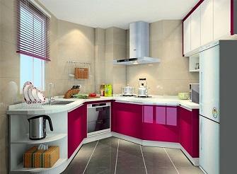 小户型厨房怎么装修?小户型厨房装修小窍门