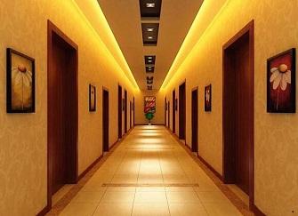 自贡快捷酒店装修设计费用是多少?快捷酒店装修设计预算