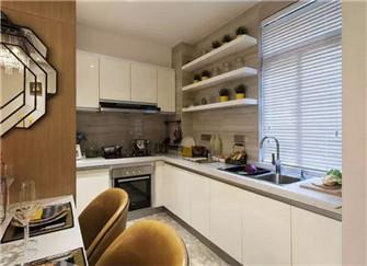 厨房面积太小怎么办 5大收纳技巧要收藏