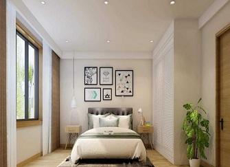 卧室背景墙装修设计 我的卧室就是那么精致!
