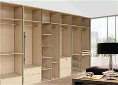 自己打衣柜用免漆板还是木工板好 没有对比就没有伤害!