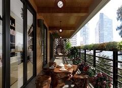 阳台最佳方案 阳台有哪些布置方案