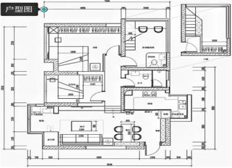 70多平米小户型装修 打造人情味十足的家居生活