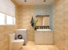 卫生间装修有哪些注意事项?卫生间装修七大注意事项