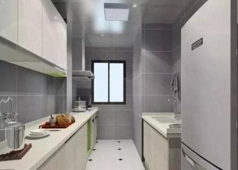 厨房布局规划知识 厨房家电布局要点