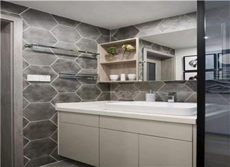 卫生间瓷砖哪种好  2018卫生间瓷砖颜色搭配方案推荐