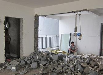 装修拆除每平米多少钱 装修拆除费用