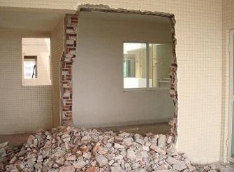 房屋装修墙体拆改注意事项