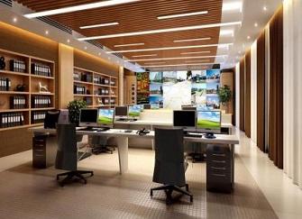 办公室装修设计 色彩应用的六大原则介绍