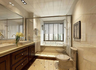 卫生间瓷砖颜色怎么选择?卫生间瓷砖颜色选择技巧