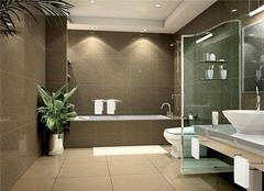 一个卫生间怎么装修 卫生间装修20技巧来帮您