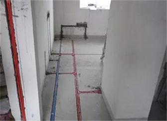 江阴100平房子改水电一般多少钱 附带详细水电报价表