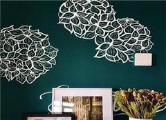 还在刷千篇一律的大白墙?室内墙面DIY装饰了解一下