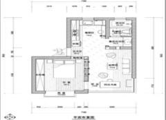 胶州40平米二手房装修 一室一厅一屋一人