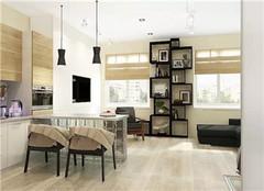 37平小户型公寓现代简约风装修案例分享  梦想中的舒服小居
