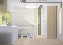 33平小户型公寓现代简约风装修效果图  竟然还可以留出婴儿房