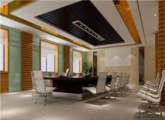 重庆办公室装修设计方案 创意办公室装修效果图