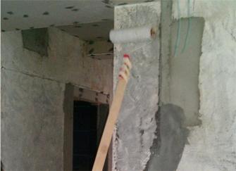 室内墙面施工工艺流程 界面剂、批腻子和墙固详细解答