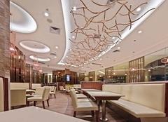 平潭装修公司建议餐饮空间装修设计材料应从这5个方面来考虑