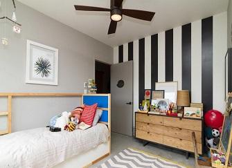 儿童房设计布局,布置出童话般的儿童房