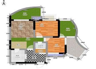 建筑面积和套内面积有什么区别?