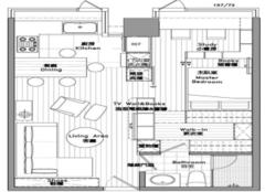 无锡45平米小户型装修 简约质朴温馨的家
