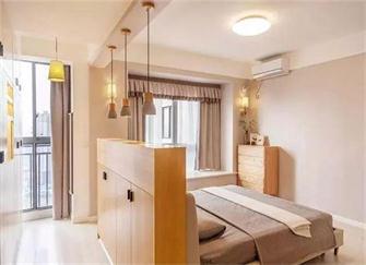 小户型室内隔断设计 这七种隔断方法让你家多出5㎡