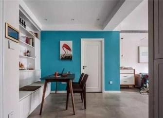 卧室门、门套、踢脚线颜色如何配?
