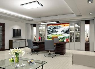办公室装修设计、材料采购、验收分别需要注意什么?