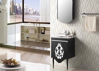 简单卫生间装修设计 提升卫生间的优雅感