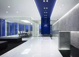 办公室照明设计布局 这几类照明方式在办公室装修中常用