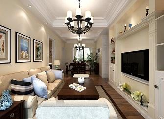 南通90㎡二居室装修要多少钱?南通90㎡二居室装修预算规划