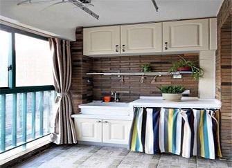 阳台要不要贴砖?阳台怎么贴砖更好看?
