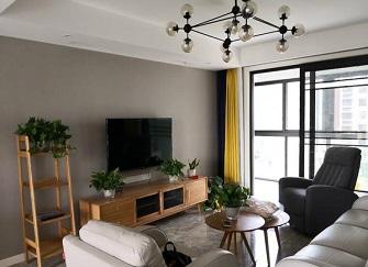 威海130平米三室两厅装修 北欧风格三室两厅装修